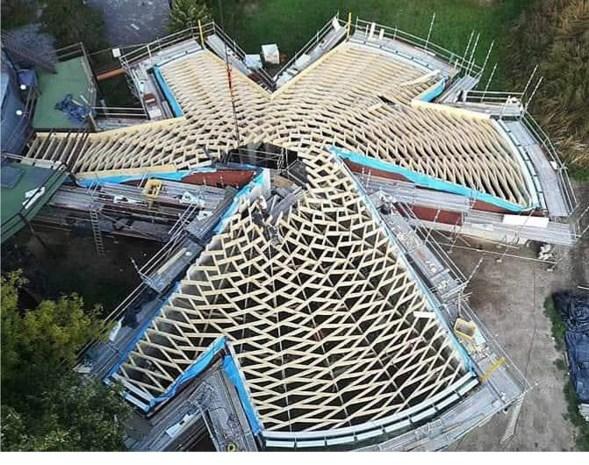 IN BEELD. Wij kijken binnen in nieuw architecturaal pareltje in Kasterlee