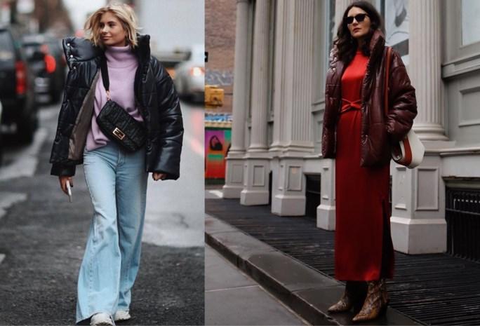 Fashionista's vallen voor dit jasje tijdens modeweek New York