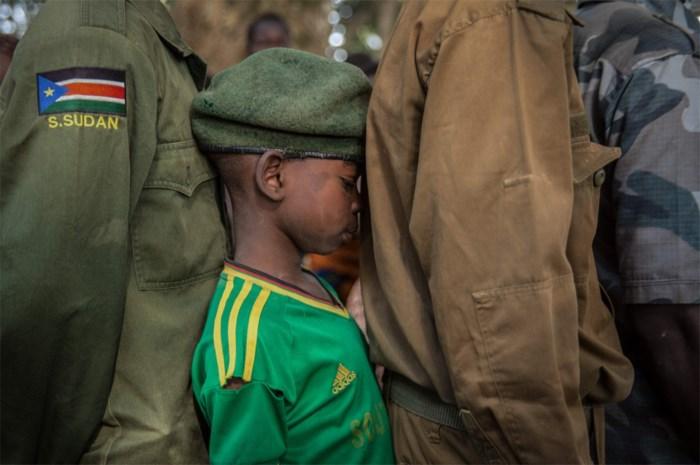 Unicef trekt aan alarmbel: wereldwijd 250.000 kindsoldaten