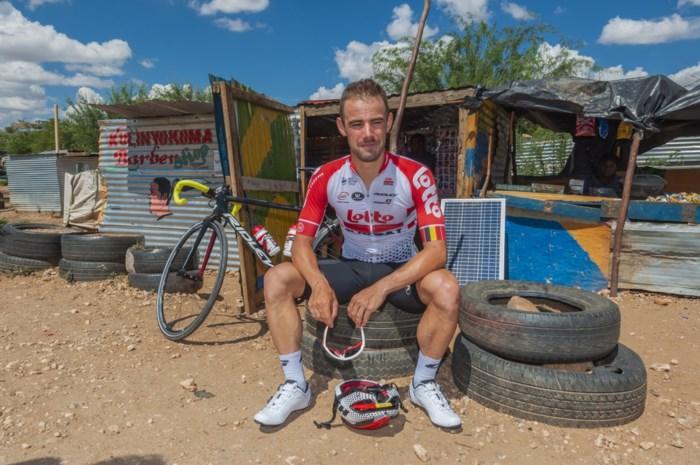 """Victor Campenaerts: """"Het record van Wiggins verbeteren? Vijf meter is genoeg"""""""