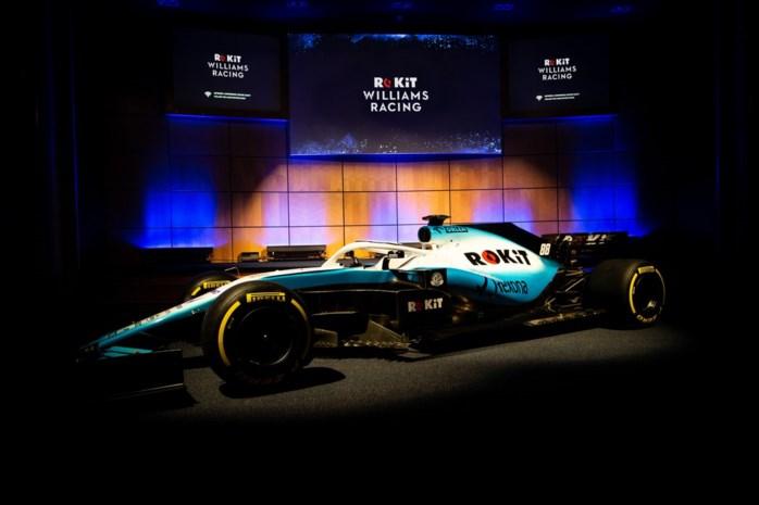 Williams presenteert haar F1-bolide voor 2019