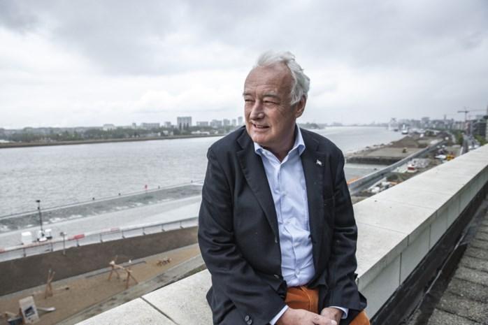 """Antwerpse reder werd gespiest door buffel: """"Alles werd wit"""""""