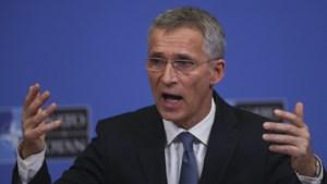"""Stoltenberg: """"EU en Canada geven tegen 2020 tot 100 miljard dollar meer uit aan defensie"""""""