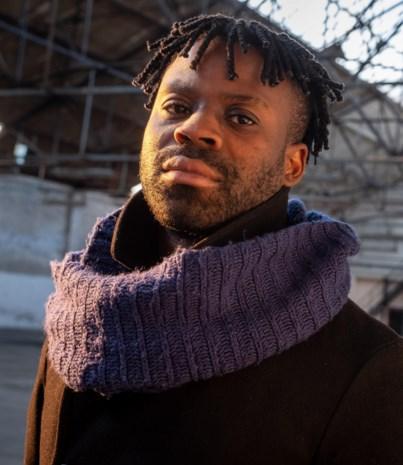 'Familie'-acteur Adams Mensah zoekt verhalen van oude Blikfabriek
