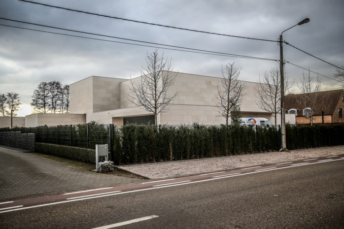 Limburgse villa van Kevin De Bruyne klaar: geen ramen en deuren aan voorkant