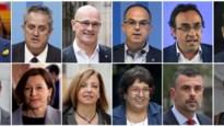 Catalaanse onafhankelijkheidsleiders riskeren zware straffen voor Hooggerechtshof