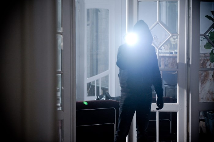 Inbreker gaat ervandoor na schermutseling met bewoner, maar wordt gevat na zoekactie