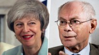"""Theresa May schakelt Herman Van Rompuy in als 'influencer' in Brexit-proces"""
