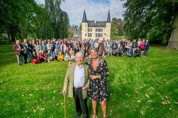 """Nederlandse afvalkoning Leo van Gansewinkel (80) overleden: """"Hij kwam graag ontspannen in Berlaar"""""""