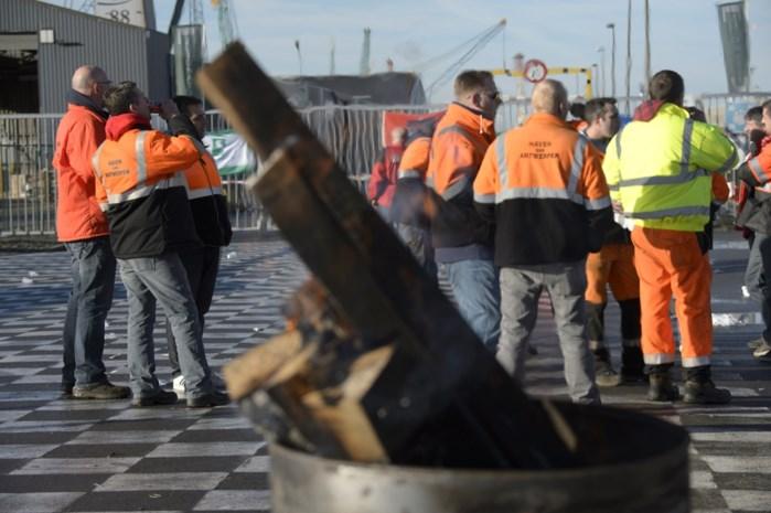 Nationale staking: ook bij havens, luchtvaart, politie en VRT leggen ze werk neer op 13 februari
