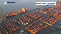 Sp.a wil een digitaal slot op containers uit Zuid-Amerika