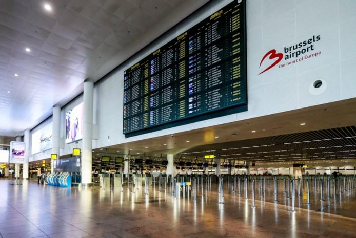 Vliegtuigen kunnen België weer in na nationale staking