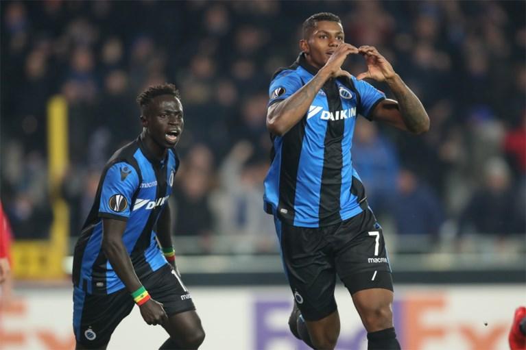 Europees lukt het wel: Denswil en Wesley koppen Club Brugge in sterke tweede helft voorbij Salzburg