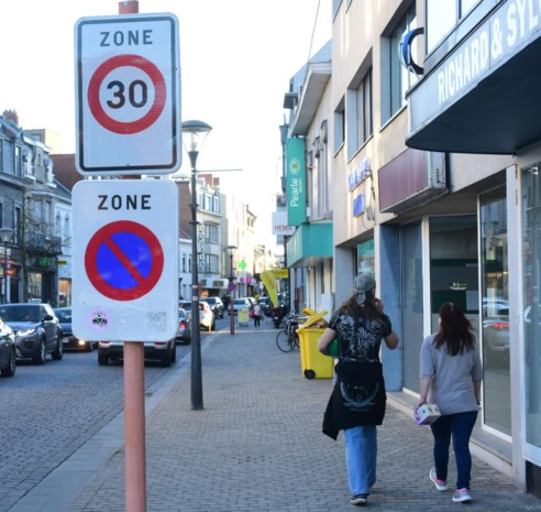 """In Turnhout willen we meer controle in zone 30"""