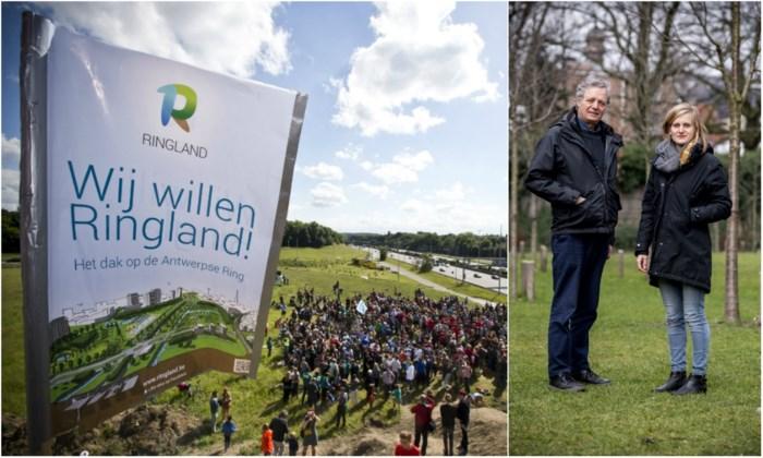 Vijf jaar Ringland: hoe de droom om de Antwerpse Ring te overkappen een realistisch plan werd