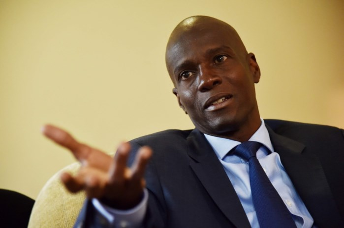"""President Haïti spreekt voor het eerst sinds protesten volk toe: """"Ik ga niet opstappen"""""""