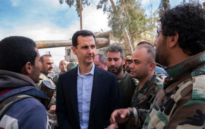 """Belgische inlichtingendienst zocht toenadering tot regime van Assad, Steven Vandeput """"was niet op de hoogte"""""""