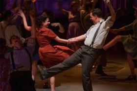 Laura Tesoro maakt indruk bij haar première in '40-45'
