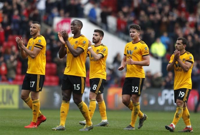 Wolverhampton en Leander Dendoncker laten zich in FA Cup niet verrassen door tweedeklasser Bristol