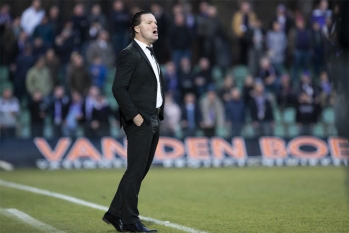 """Stijn Vreven is trots op zijn spelers: """"Ze doen het toch maar elke keer"""""""