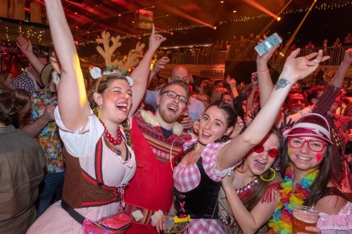 Onze reporter ging naar Moose Bar XXL, de grootste après-ski party in België