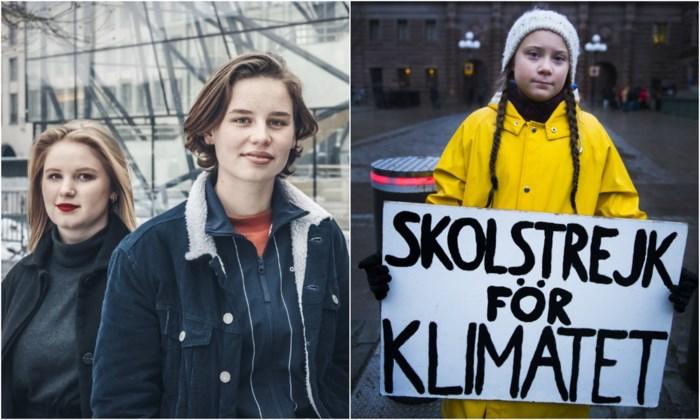 """Anuna en Kyra trekken naar klimaatbetoging in Parijs met Zweedse Greta Thunberg: """"Franse jongeren gaan steunen"""""""