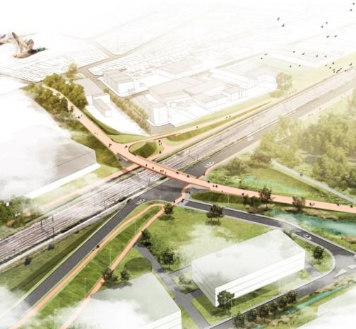 """Ontwerp nieuwe Krugerbrug geselecteerd: """"Zo functioneel en conflictvrij mogelijk"""""""