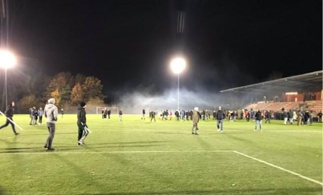 Vrijdag valt vonnis over vrouwenwedstrijd tussen Standard en Anderlecht die compleet uit de hand liep