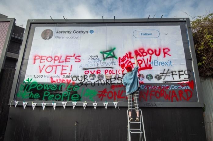 """Zeven parlementsleden nemen ontslag bij Labour: """"Partij is institutioneel antisemitisch"""""""