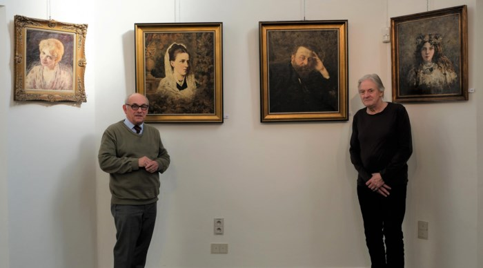 Vzw toont 58 schilderijen van Jan Frans Simons in Sint-Jozefskapel en laat gehavend grafmonument restaureren