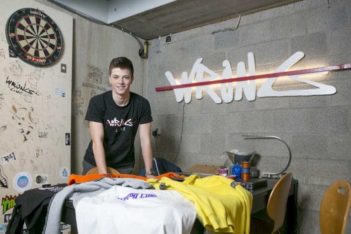 Molse jongeren brengen eigen lijn streetwear op de markt