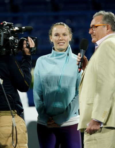 Caroline Wozniacki geeft forfait in Dubai