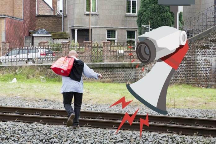 Pratende camera's moeten spoorlopers tegenhouden: wellicht nog dit jaar aan station Mortsel-Oude God