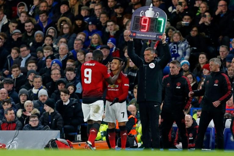 Manchester United knikkert Chelsea uit FA Cup: Lukaku mag nog eens starten maar Pogba is alweer de uitblinker