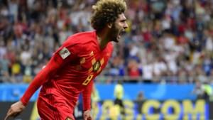 """Marouane Fellaini wil ook na vertrek naar China Rode Duivel blijven: """"Het is nu nog niet het moment om te stoppen"""""""
