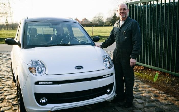 """Antwerpse dealers van miniwagens niet eens met kritiek dat autootje """"gevaarlijk"""" is: """"Brommobiel is geen blikken doos"""""""