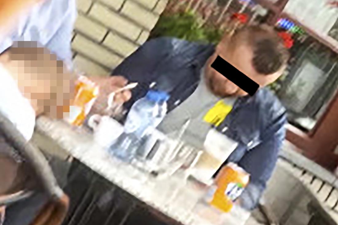 Voortvluchtige Peetvader Antwerpse Y Clan Vanuit Schuiloo