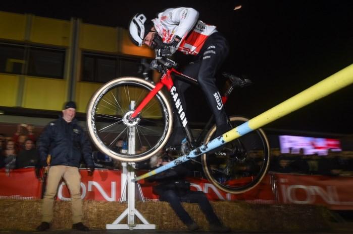 Trialparcours vormt enige nieuwigheid in avondcriterium Cyclocross Masters