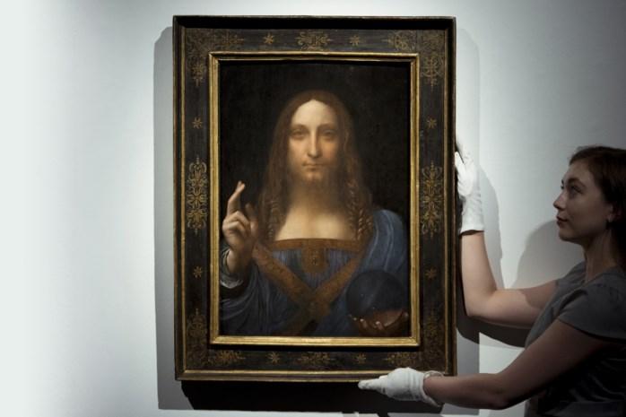 Is duurste schilderij ter wereld nep of weg? Da Vinci al maanden zonder uitleg uit zicht gehouden in Louvre Abu Dhabi