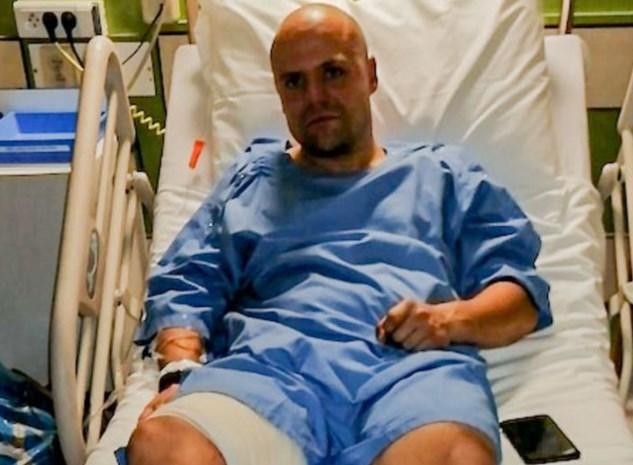 """Fietser zwaargewond na aanval door everzwijn in Bokrijk: """"Net een stier die op me afstormde"""""""