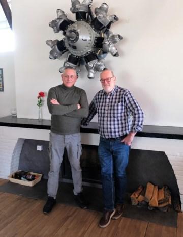 Peter Van Asbroeck haalt 3.000 euro op voor vliegclub (en misschien nog veel meer)