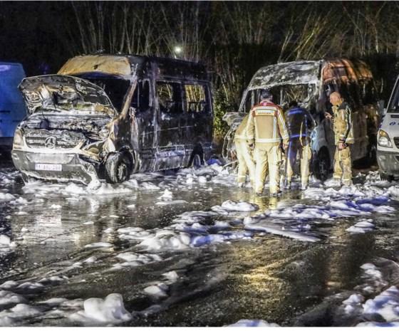 """Derde brandstichting in Mechelen-Zuid: """"Daders willen revanche voor doodgeschoten Mohamed E.O."""""""