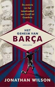 BOEK. Jonathan Wilson - Het geheim van Barça