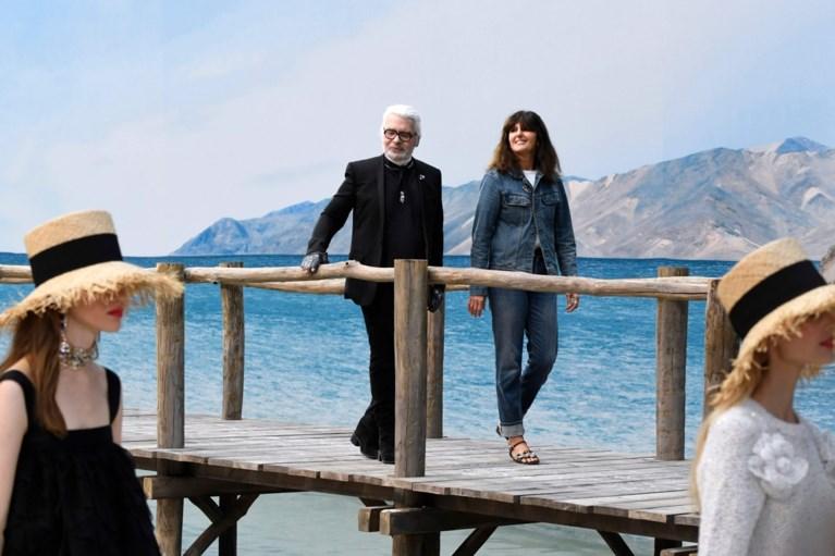 Wie is Virginie Viard , de vrouw die Karl Lagerfeld opvolgt bij Chanel?