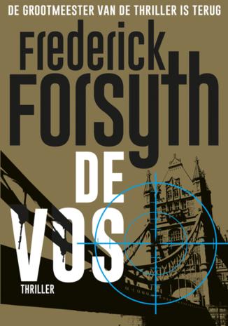 BOEK. Frederick Forsyth - De vos