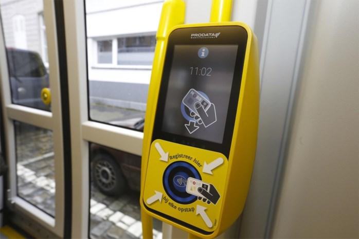 """Voorstel om drummen op tram te voorkomen: """"Laat tramreizigers kaart op perron scannen"""""""