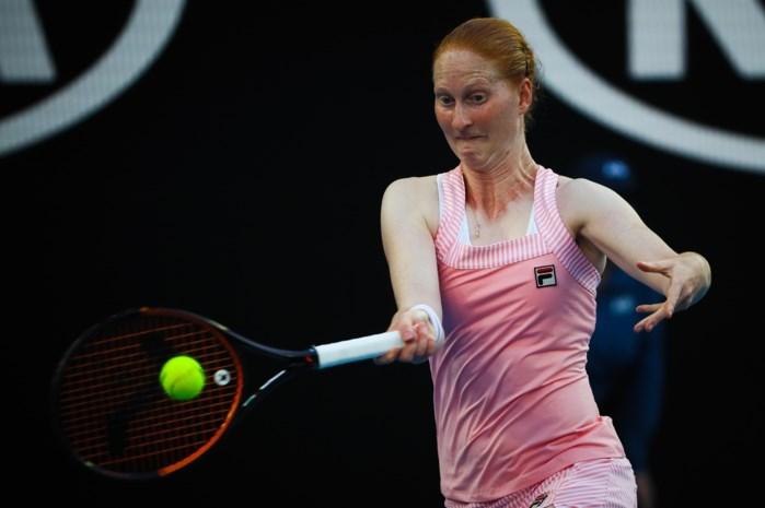 Alison Van Uytvanck naar kwartfinales in Boedapest