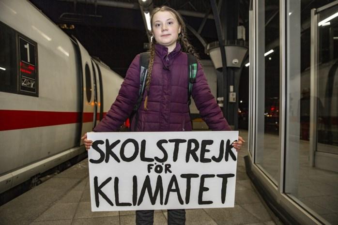 Greta Thunberg: het koppige Zweedse meisje dat een klimaatopstand ontketende