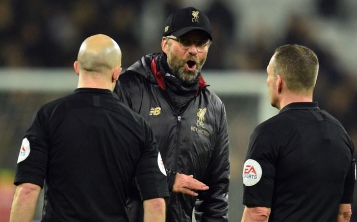Liverpool-coach Klopp moet 52.000 euro ophoesten na kritiek op ref