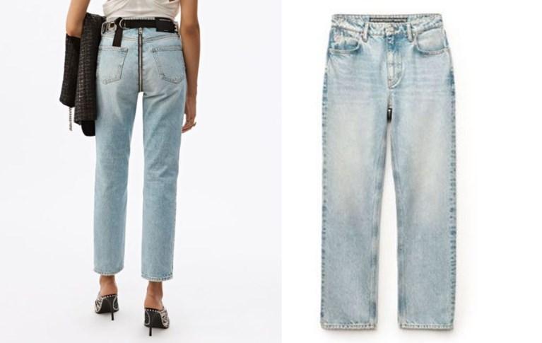 Ongelijke pijpen of zelfs geen stof: zo probeerden ontwerpers de jeans opnieuw uit te vinden